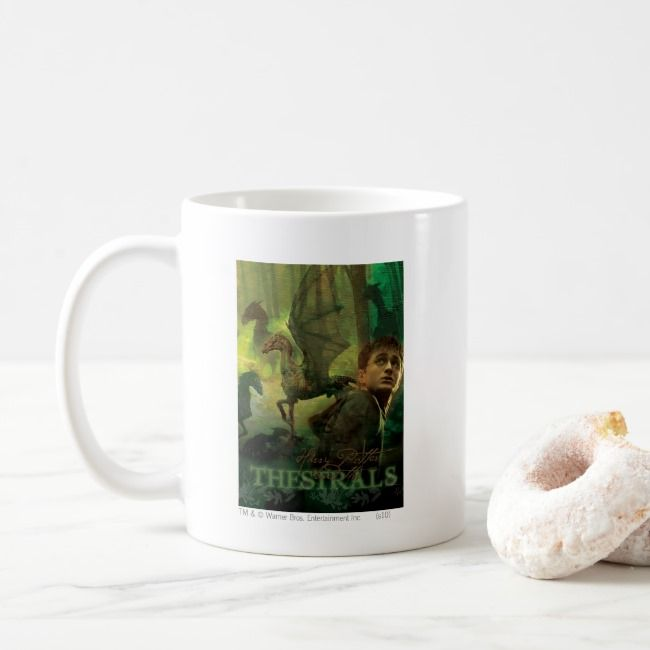Harry Potter Thestrals Coffee Mug | Zazzle.com #disneycoffeemugs