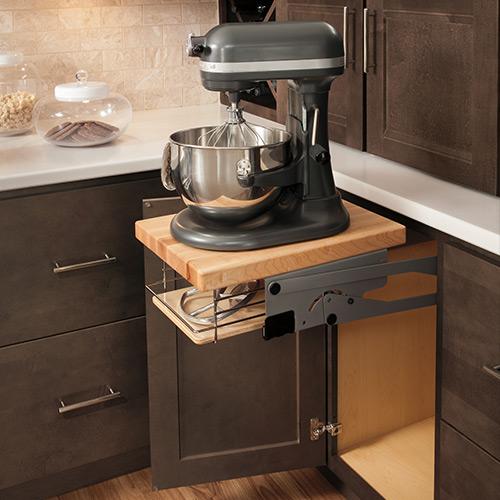 Kitchen Cabinets, Organizers & Food Storage at Menards® #cabinetorganizers