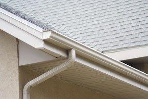 Types Of Residential Rain Gutters Gutters Seamless Gutters Rain Gutters