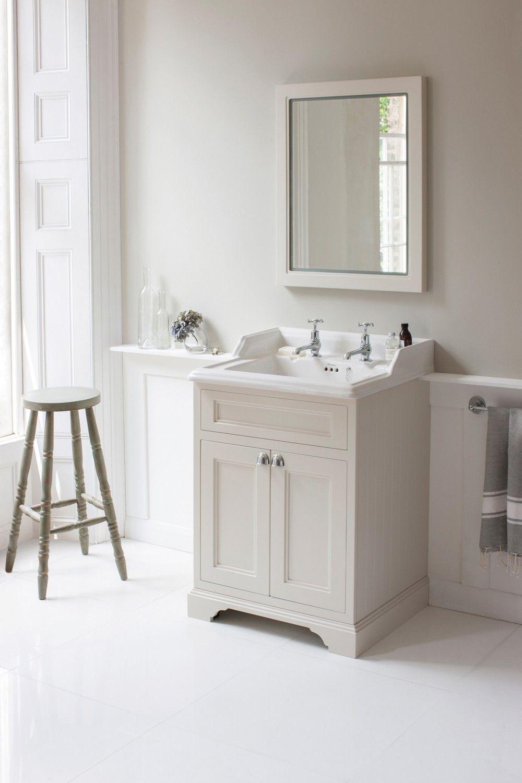 Waschtisch Unterschrank Burlington 65 Cm Mit Turen Sand Retrobad Mit Bildern Badezimmer Viktorianisches Badezimmer Badezimmer Innenausstattung