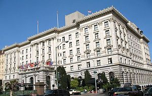 Fairmont San Francisco One Of My Favorite Places For Special Occasions Growing Up