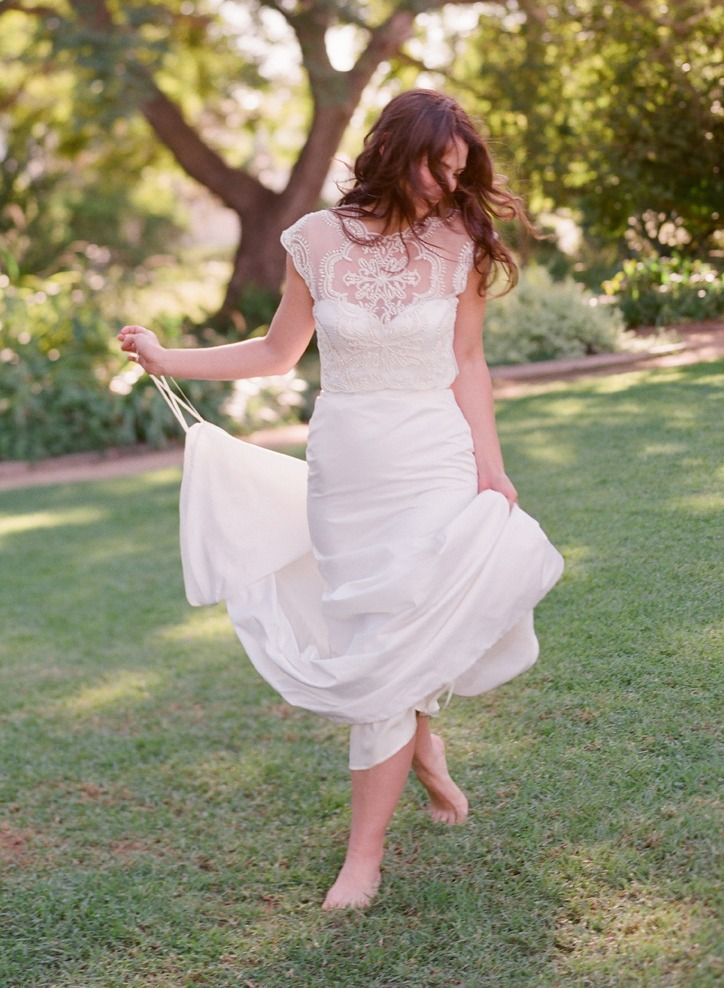 4 Ultra Feminine Wedding Dresses That Will Make You Feel Like
