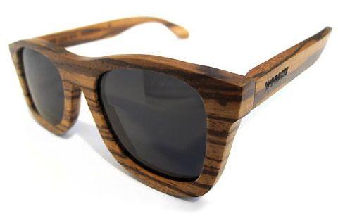 f83a3a4970 Woodzee Wooden Sunglasses