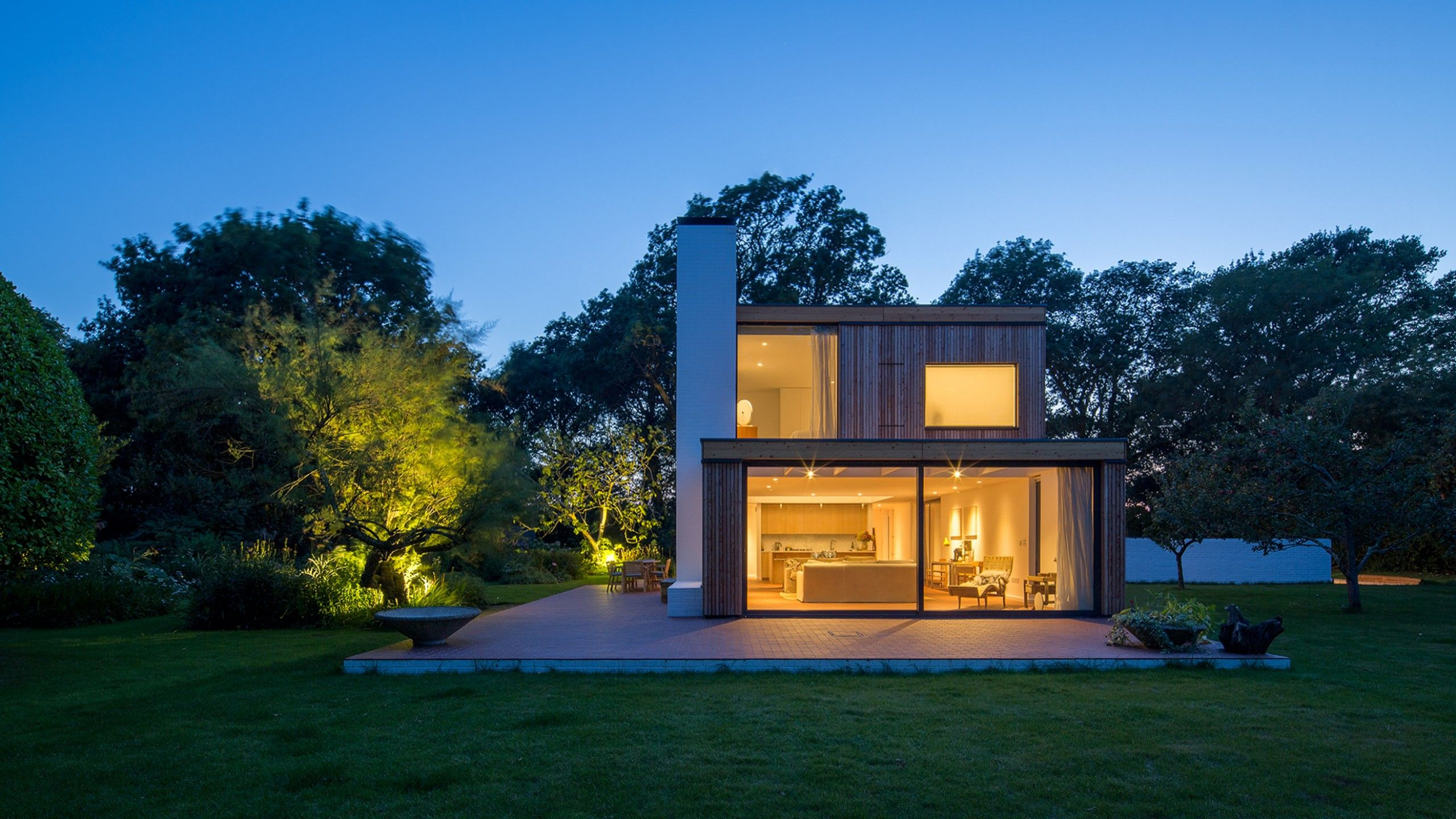 Woodpeckers, New Forest, UK | Strom Architects | Haus 2 | Pinterest ...