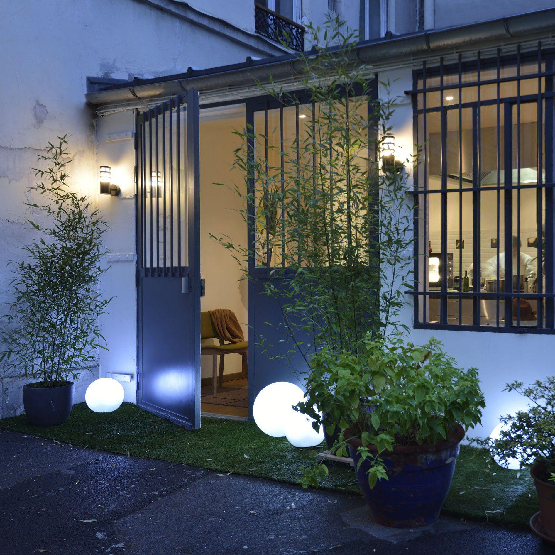 Lights The Garage London: L'Atelier De Martial : Le Chef Nous Invite Chez Lui