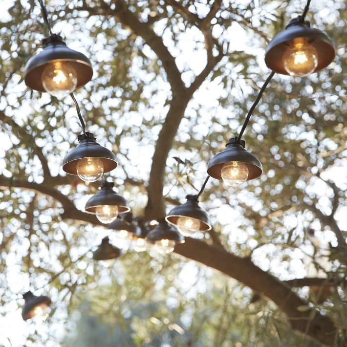 Industrial string lights exteriors and ideas pinterest industrial string lights workwithnaturefo