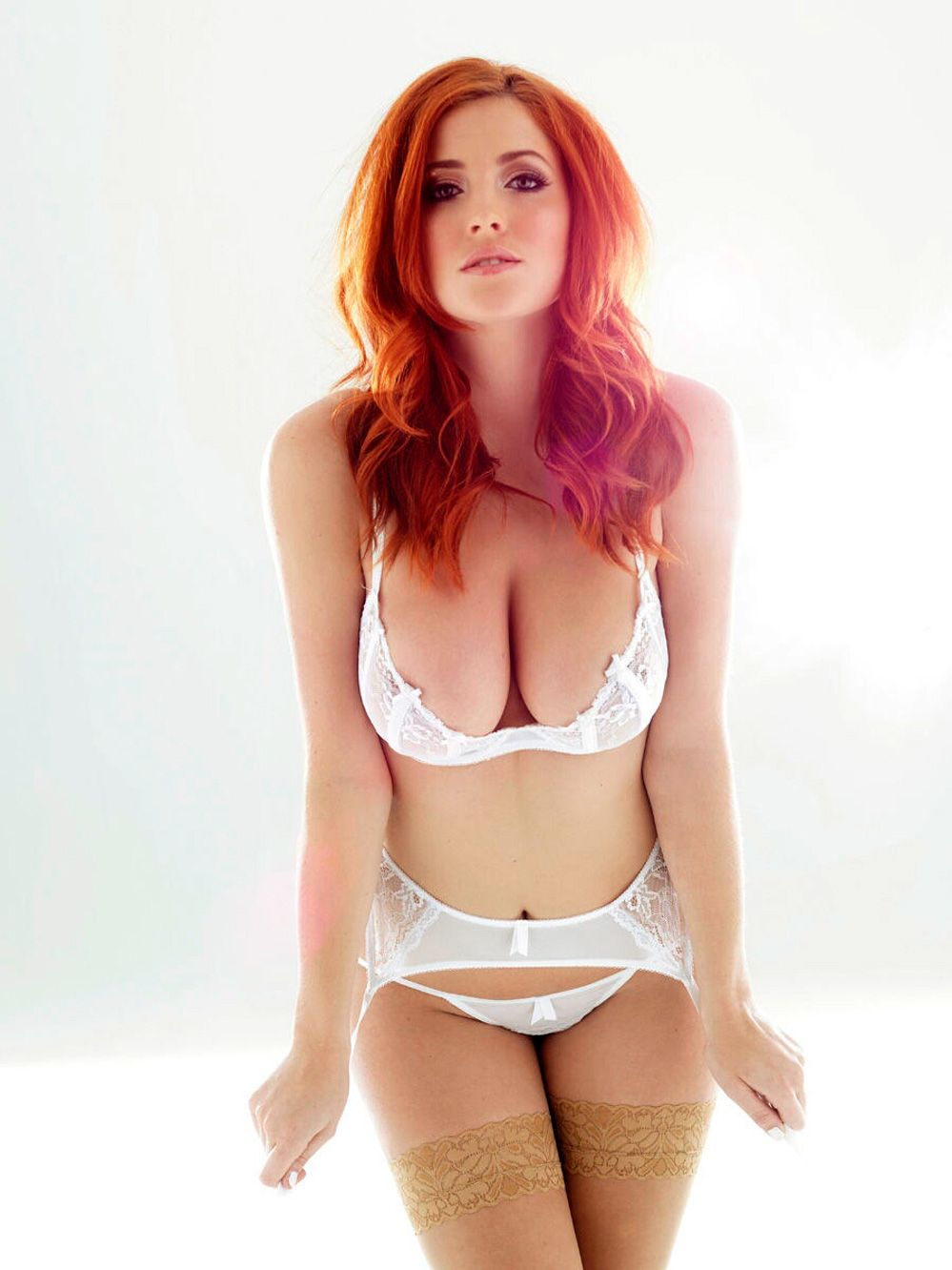 Redhead of the week nude
