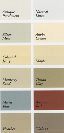 Vinyl siding colors ct how to choose color for your for Vinyl siding paint colors