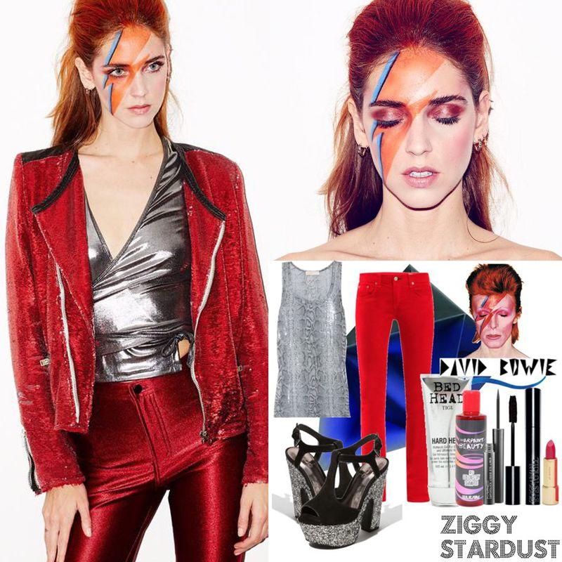 chiara-david-bowie-costume  sc 1 st  Pinterest & chiara-david-bowie-costume | Costume Ideas | Pinterest | David bowie ...