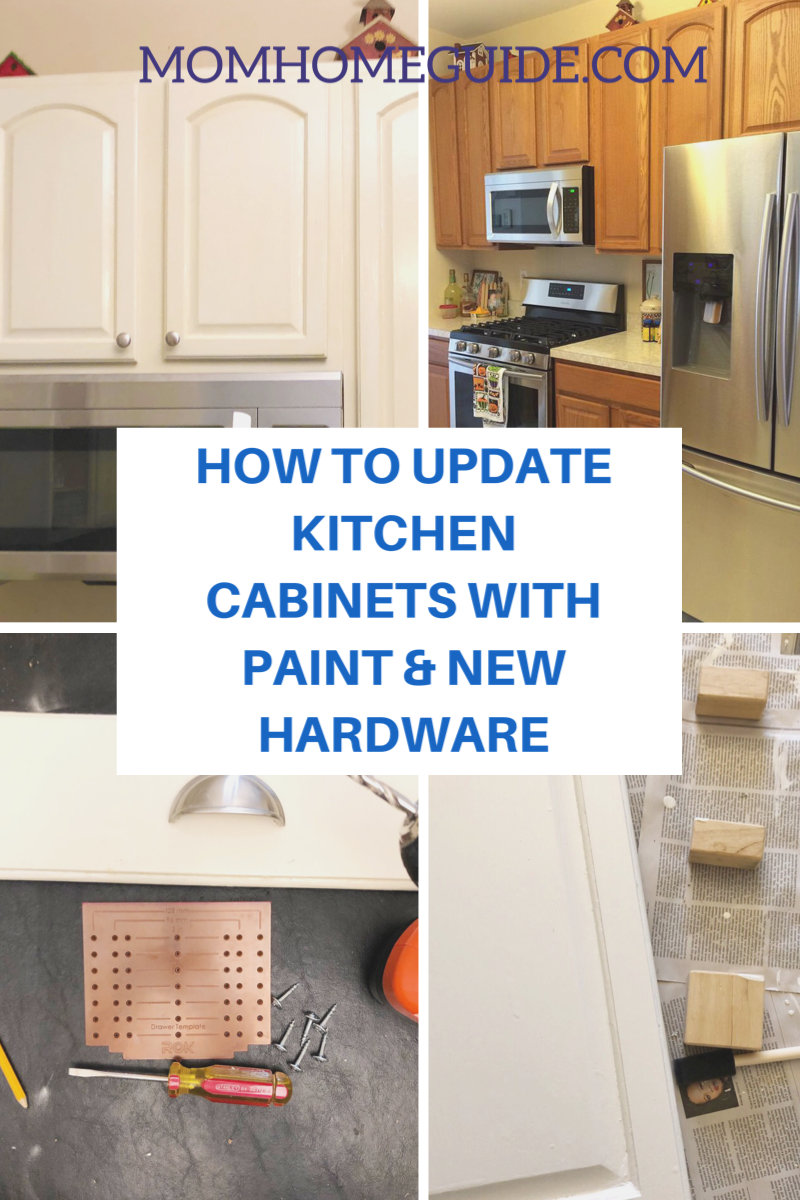 The Best Way to Paint Kitchen Cabinets | Painting kitchen ...