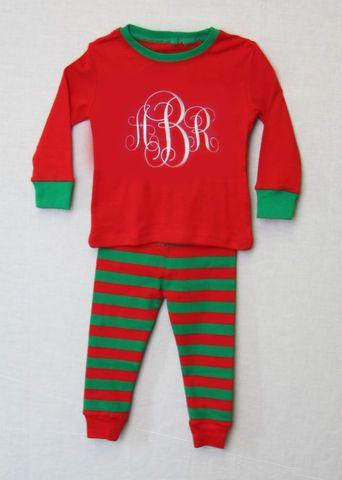 Kids Christmas Pajamas - Pajamas for Kids 292621 boutique