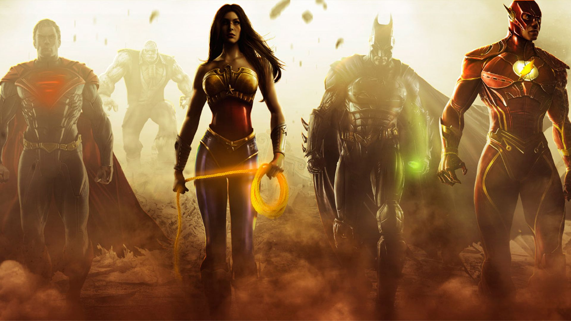 Injustice gods among us has now landed a batgirl dlc character trailer previously injustice gods among us released the dlc trailer for dc comics more