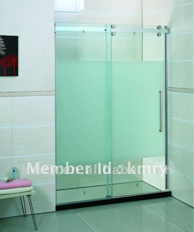 Tempered Gl Sliding Shower Door Kd5313 In Rooms From Home Improvement On Aliexpress