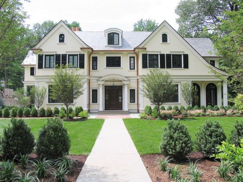Exterior what to look for on classic house exterior design for Classic home exteriors