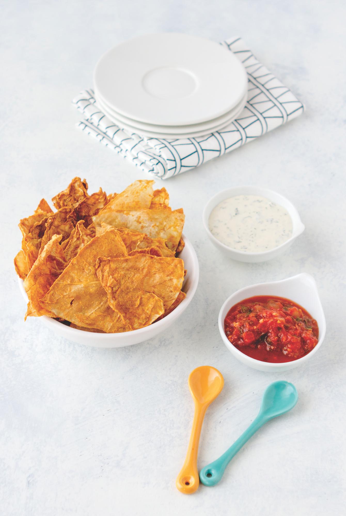 Zesty Nacho Cabbage Chips A ketofriendly approach to