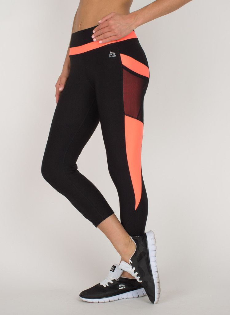 c0f8c3f8caaf7 RBX Active Women's Vortex Tech Running Tights Available On  https://www.rbxactive
