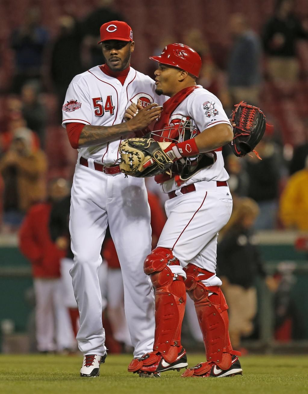 Marquis, Bruce lead Reds over Brewers 9-6 http://www.snsanalytics.com/jizWy5