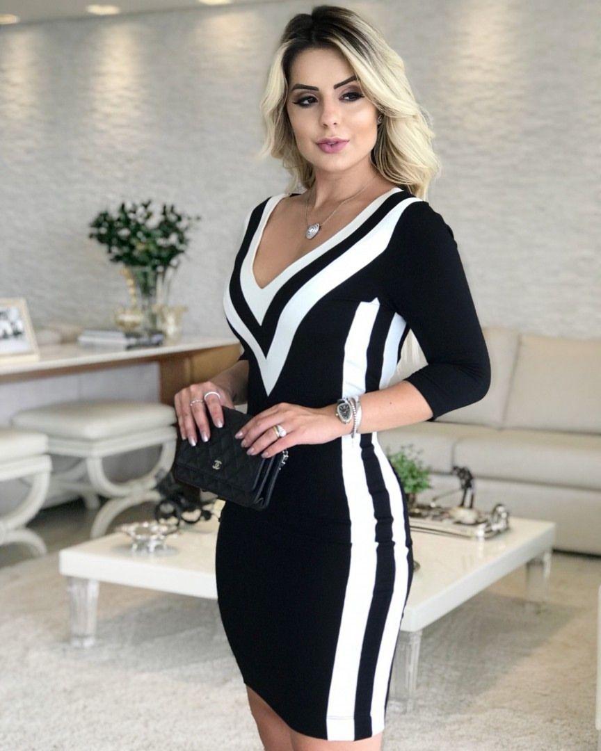 9c9901a0e Vestido moletinho, modela, valoriza as curvas e deixa o corpo lindo! 🖤⠀