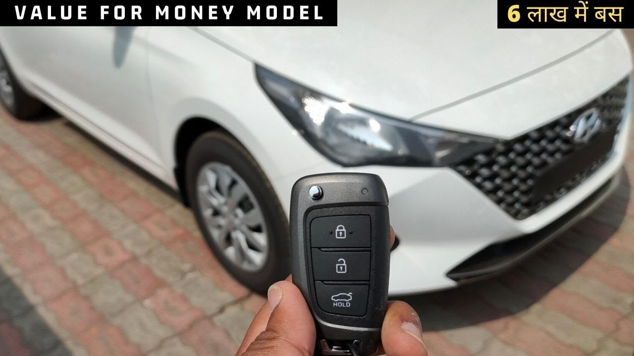 All New Hyundai Verna 2020 Bs6 Ex Model Review Interior Exterior In 2020 New Hyundai Best Face Products Night Vision Sunglasses