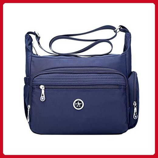 f94f87ac9b Fabuxry Crossbody Handbag for Women Organize Pack Shoulder Bag Messenger  Purses (Navy) - Hobo bags ( Amazon Partner-Link)