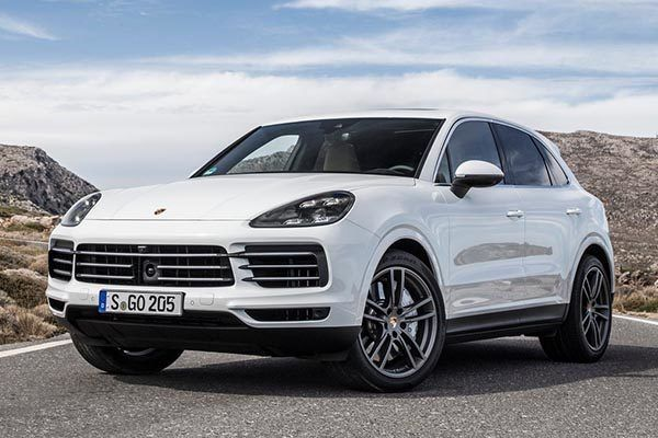 2018 Porsche Cayenne Colors Release Date Redesign Price Will Be The 3rd Generations Of Manufacturer New Suv Made Up