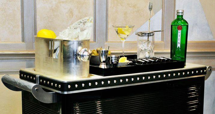 Perfect The Portable Martini Bar