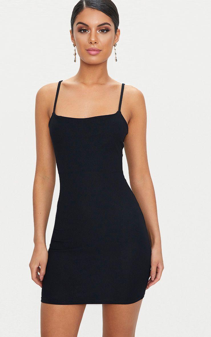 33++ Black bodycon dress ideas