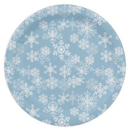 Snowflakes Holiday 9\