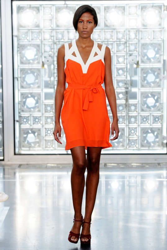 Christine Phung Ready-to-Wear Collection Spring/Summer 2015