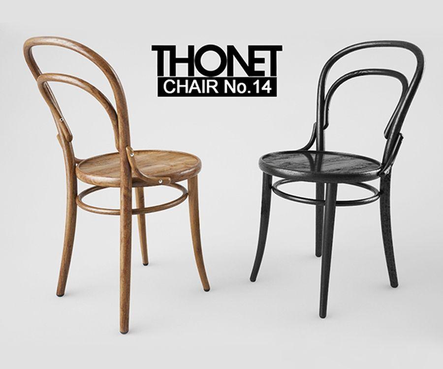 Michael Thonet Chaise N14 1859 Design Produit Design Chaise Fauteuil