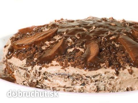 Pralinková torta