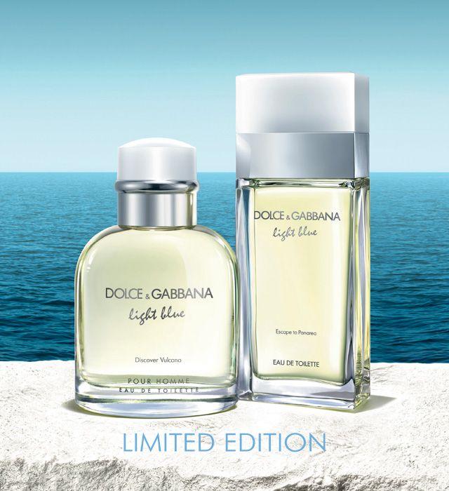 Dolce Gabbana Perfumes 香水
