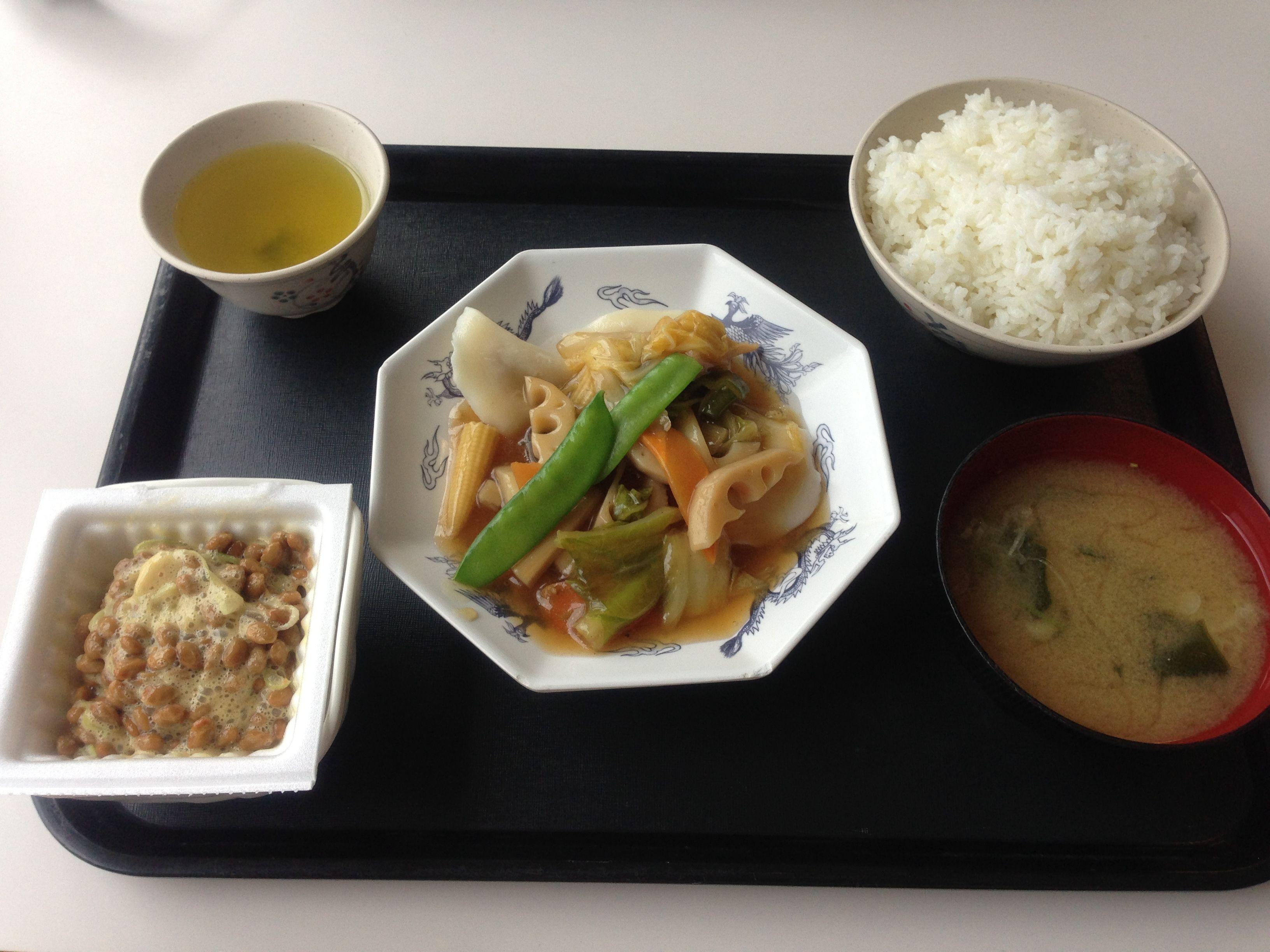 2013.07.16 Gyoza with chuka-an Lunch