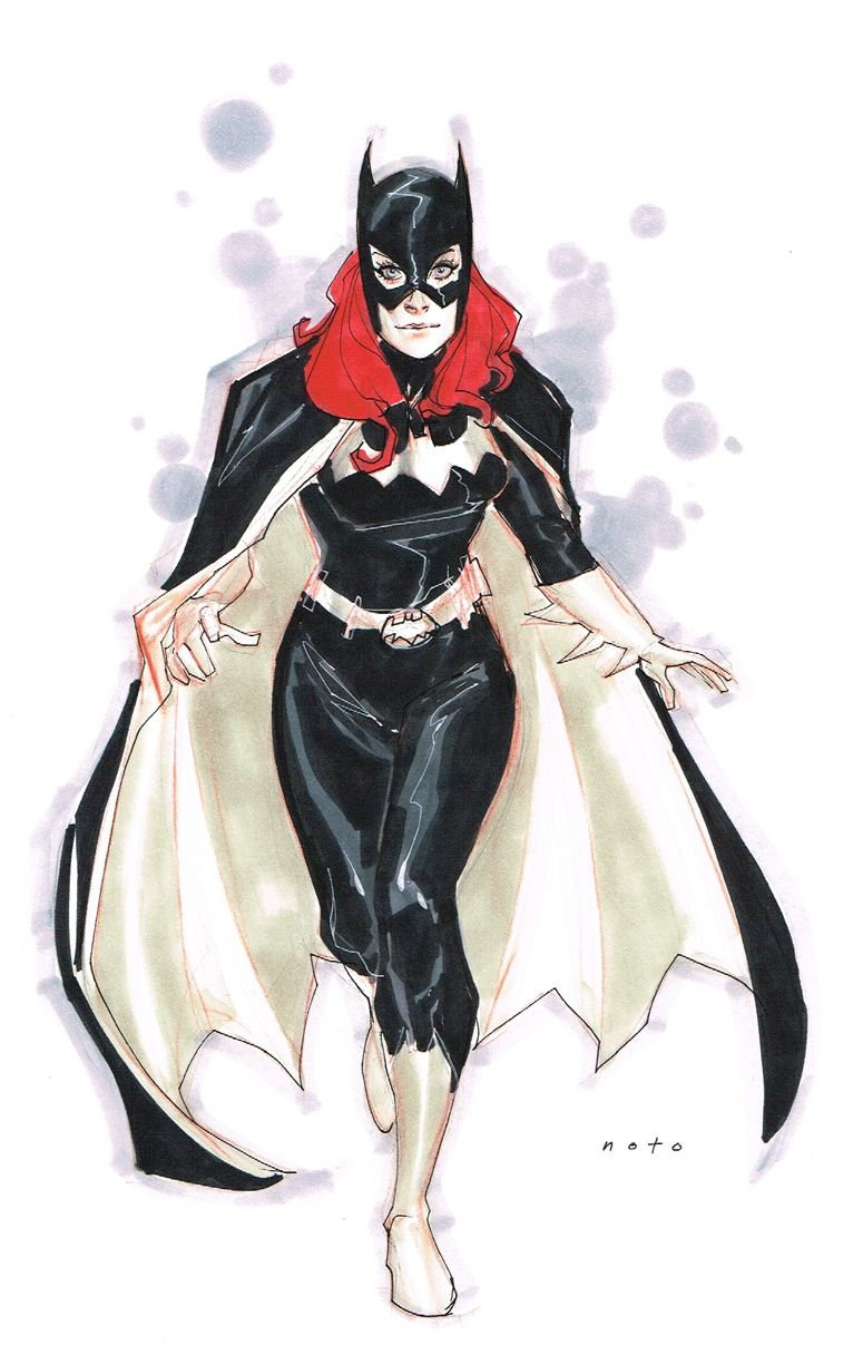 The Women Of Dc Comics Ink In Adam Withers S Dc Comics: Batgirl, In Adam Jensen's Some Collected Favorites Comic