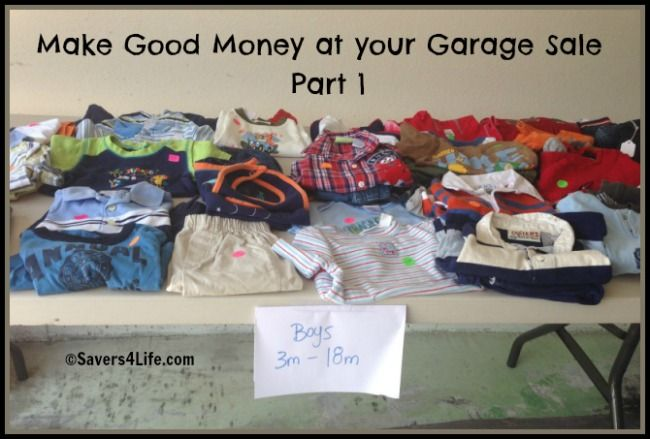 How To Make Good Money At Your Garage Part 1