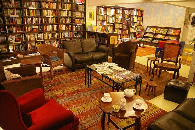 The Book Lounge Cape Town