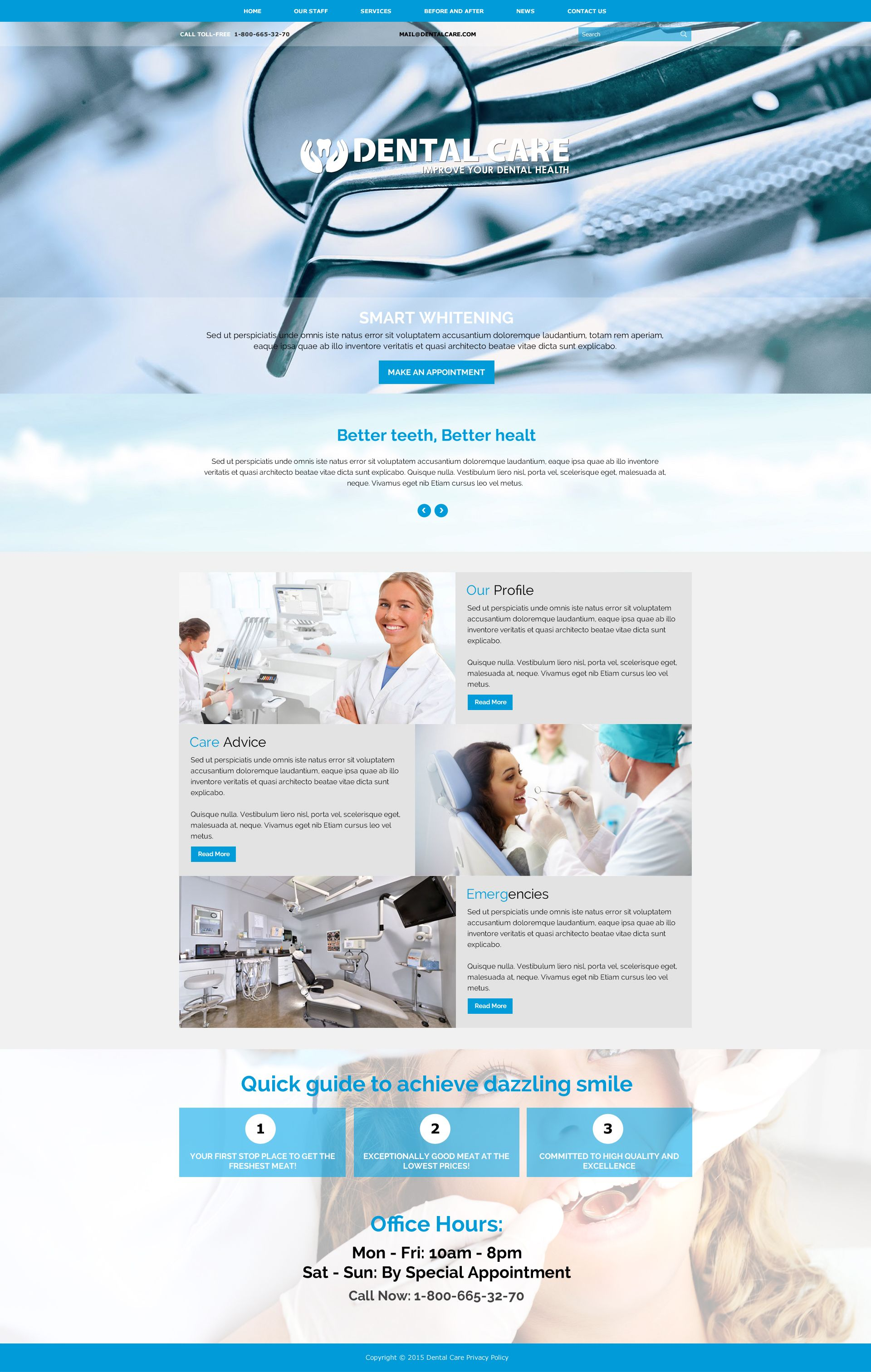Website Template Builder | Sell365 S Dental Care Template One Of The Best Website Builder In