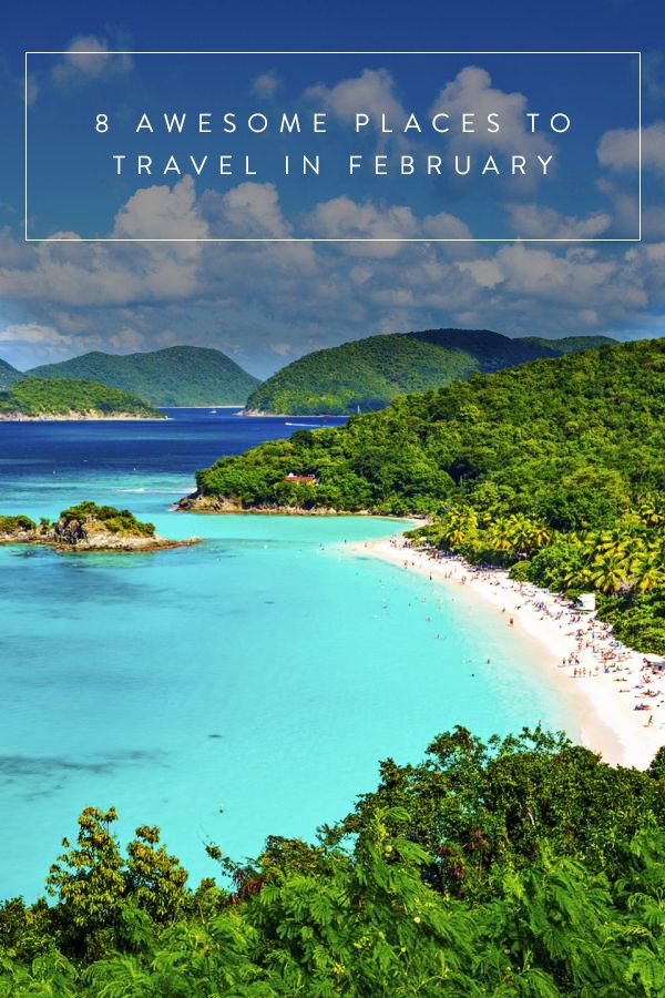 The 9 U S Cities That Made Our Winter Travel Short List Best Beaches To Visit Places To Travel Best Island Vacation