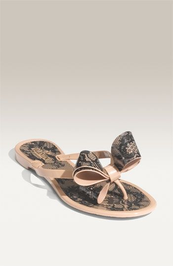 ee0c05aa41e75 Valentino Couture Bow Thong Sandal available at  Nordstrom