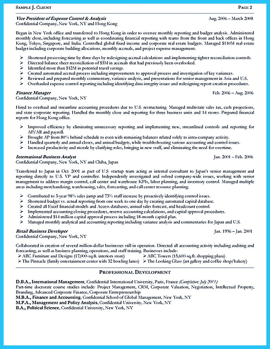 Cool Cool Credit Analyst Resume Example From Professional Resume