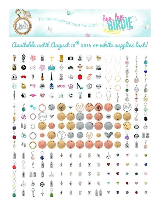 A lot of items are being retired. Get them while you can!  ~ Origami Owl See it all at  Amy Hall, Independent Designer  ❥TO SHOP: http://amyhall.origamiowl.com/  -or- click on the pic to order ❥TO HOST JEWELRY BAR OR REQUEST CATALOG E-MAIL: ajjmhall@hotmail.com ❥LEARN ALL ABOUT JOINING MY TEAM: http://amyhall.origamiowl.com/en/join-our-team.ashx  Designer ID# 42622 ❥VISIT MY FACEBOOK PAGE:  https://www.facebook.com/groups/532143313525267/