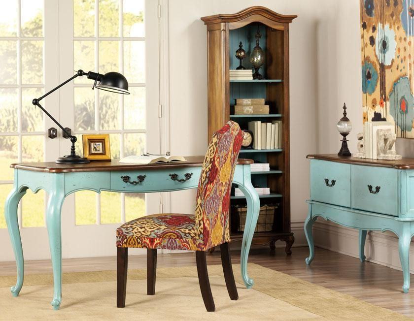 Provence Writing Desk Desks Home Office Furniture Homedecorators