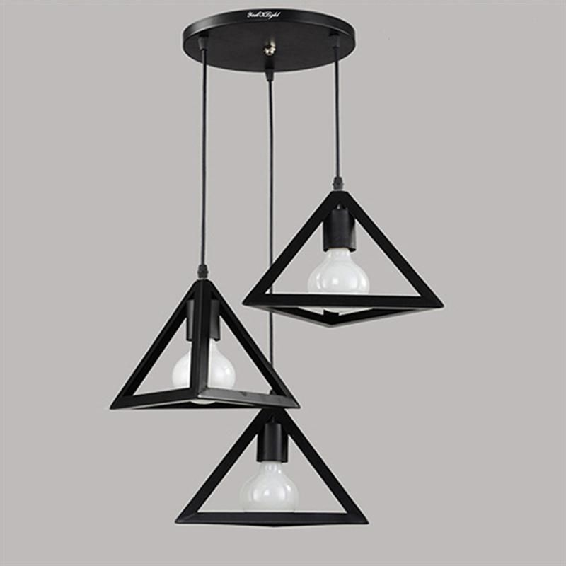YouOKLight YK2401 E27 Vintage Industrial Loft Wire Cage Hanging ...