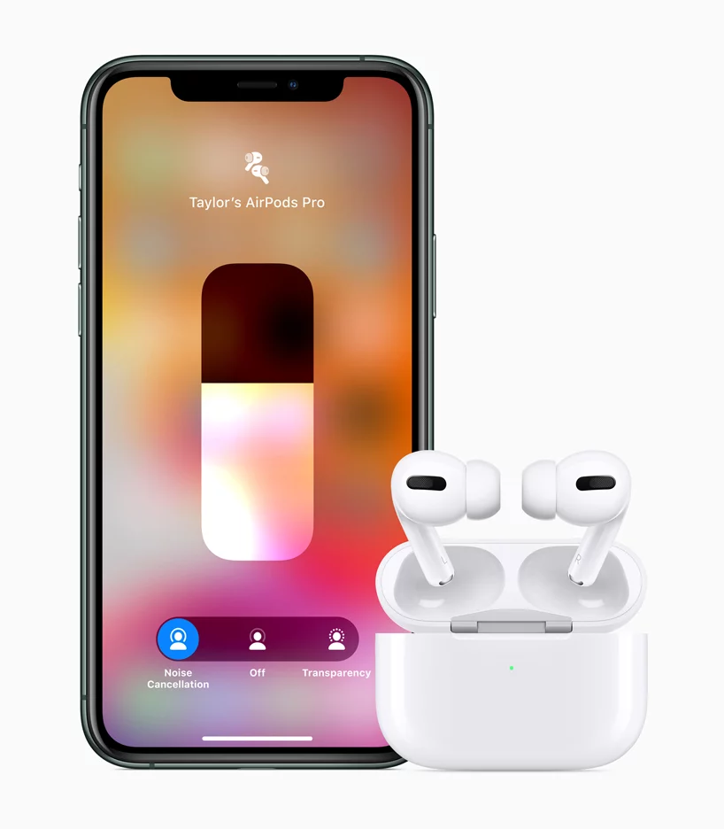 Apple S New Noise Cancelling Airpods Pro Might Actually Fit In Your Ears Airpods Pro Noise Cancelling Active Noise Cancellation