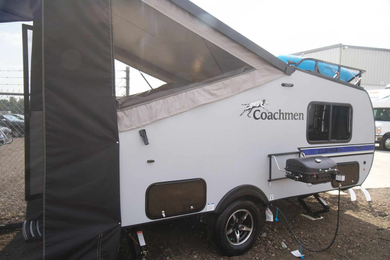 Clipper 12.0TD Pop Up Campers by Coachmen RV Coachmen rv
