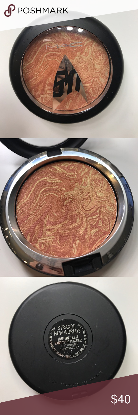 MAC Trip the Light Fantastic Powder Limited edition from