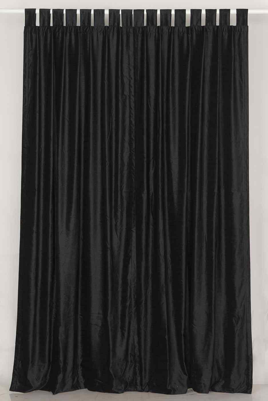 Black Velvet Curtains Black Colors Pinterest Velvet