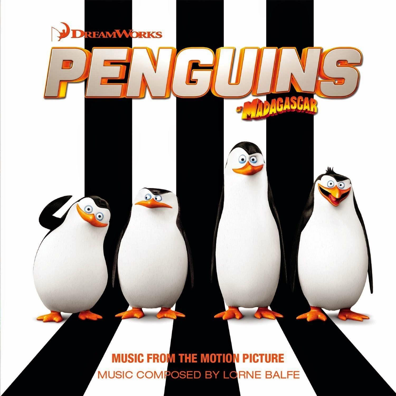 Die Pinguine Aus Madagascar 2014