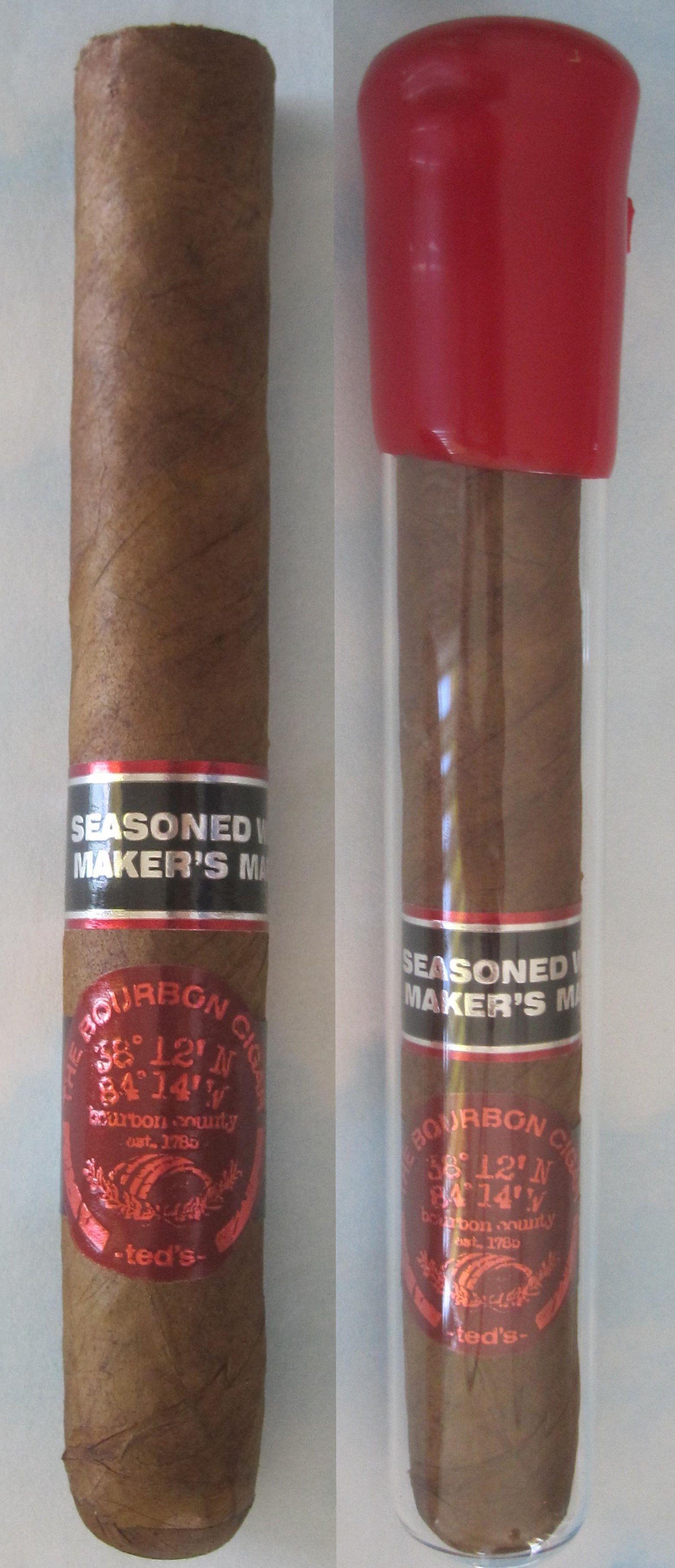 Ted's Bourbon Cigar