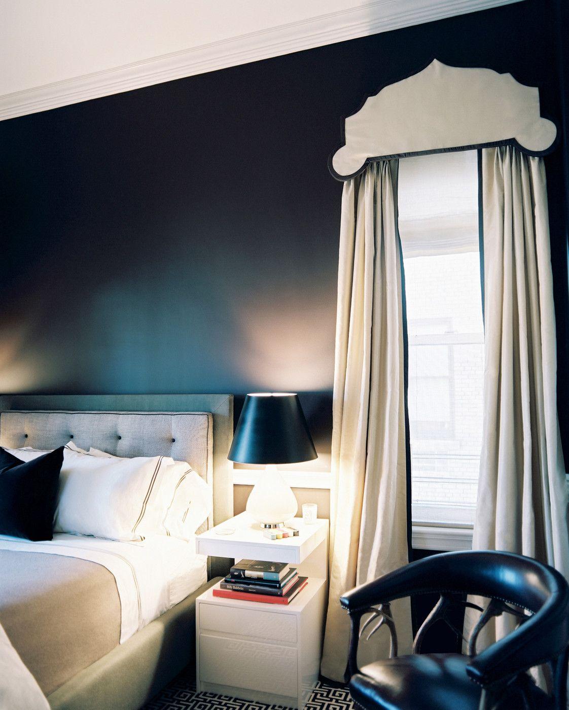 17 Best images about bedroomgray walls – Dark Walls Bedroom